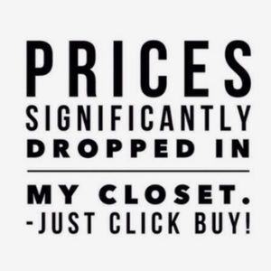 Just dropped prices up to 20%!! Offers accepted!!